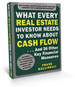 What Every RE Investor Needs to Know about Cash Flow