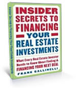 Insider Secrets to Financing RE Investments